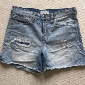 Madewell shorts size 27